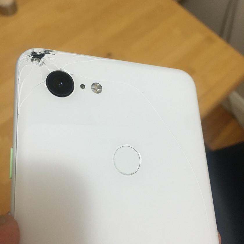 First Damage