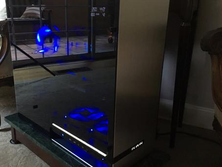No-Compromise VR Machine