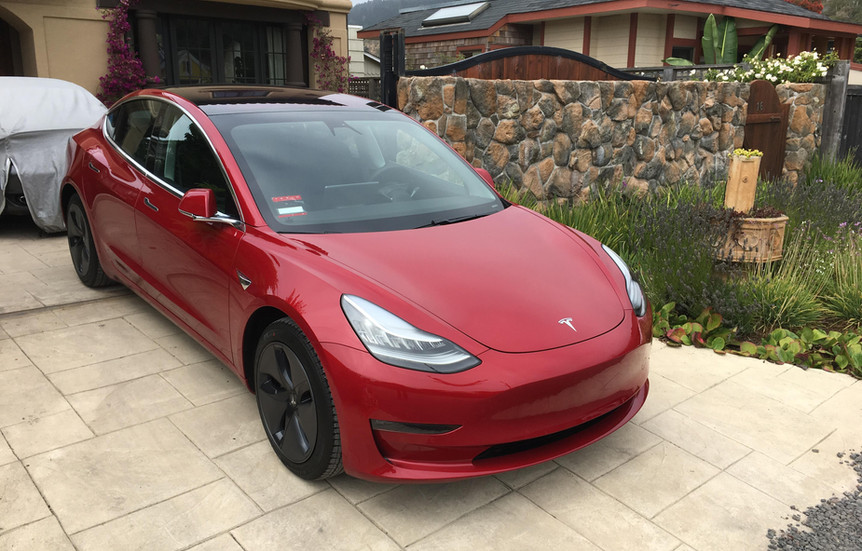 Connecting the Tesla to Public Wi-Fi