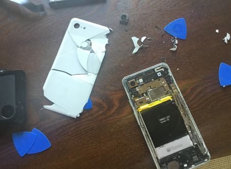 Smartphone Repair: Third Time's the Charm