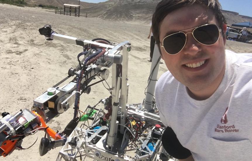 Stanford Mars Rover Team