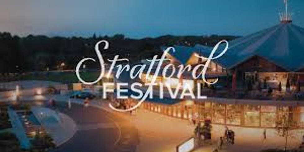 Stratford Festival Play Incubator Camp