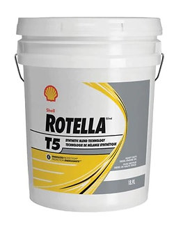 Rotella T5 10W-30 - Semi-Synthetic