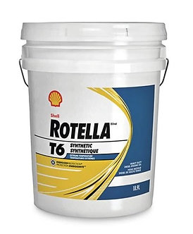 Rotella T6 5W-40 - Full-Synthetic