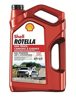 Rotella Gas Truck 5W-30 - Full-Synthetic