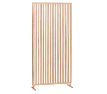 Hübsch: madeira branca tendência Maison & Objet 2020