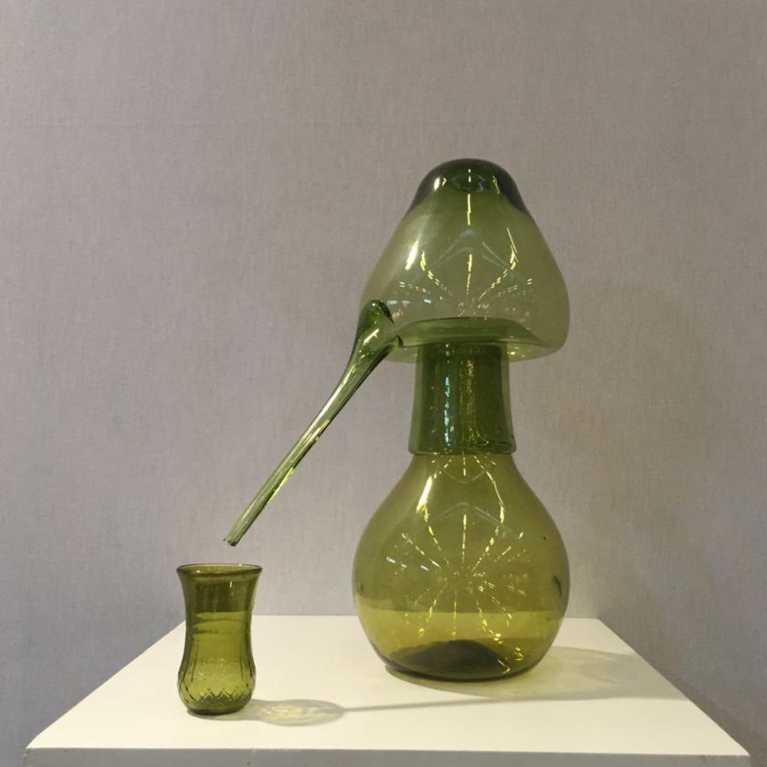Salaheddin:  objetos ritualísticos tendência na Maison & Objet