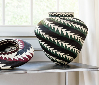 La Tisserie: geométrico tribal tendência Maison & Objet
