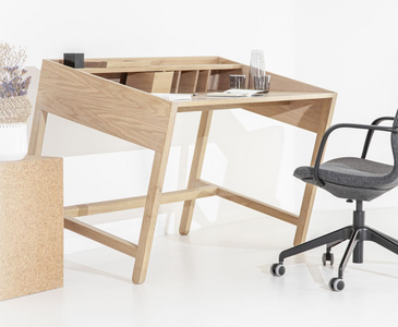 Portaventura: madeira branca tendência Maison & Objet 2020