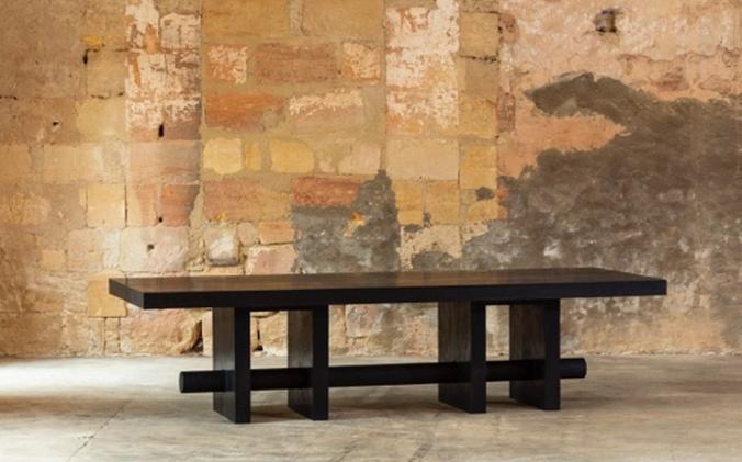 Jérome Abel Seguin: pedestais, pias batismais e móveis ritualísticos na Maison & Objet