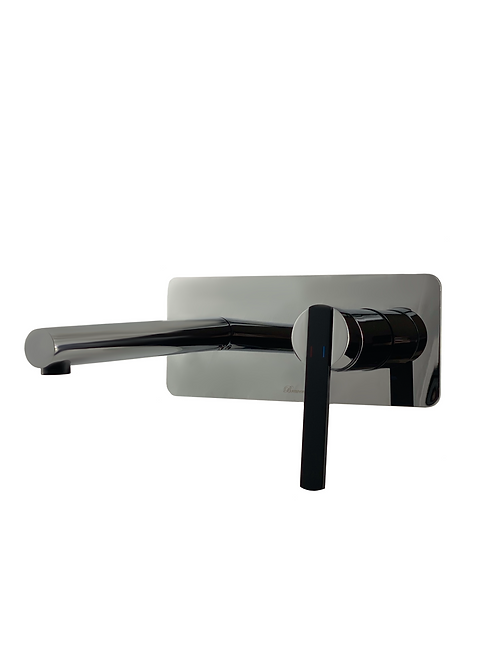 Allure Wall Plate Mixer Without LED CP