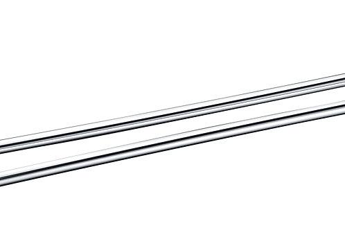 Choice Round Double Rail 800mm CP
