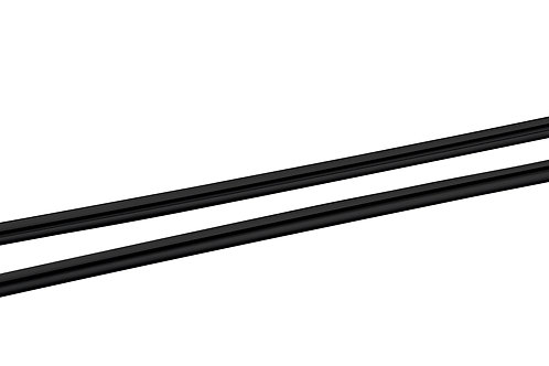 Choice Round Double Rail 800mm MB
