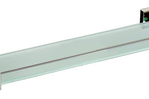 Choice Square Glass Shelf BN