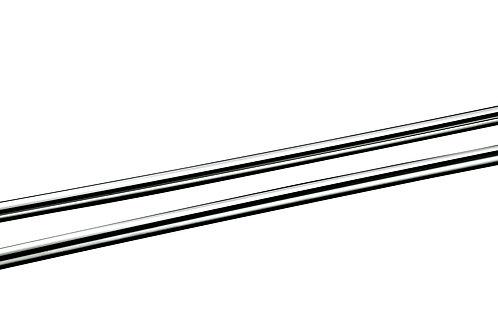 Choice Round Double Rail 800mm GM