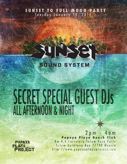 Sunset Sound System