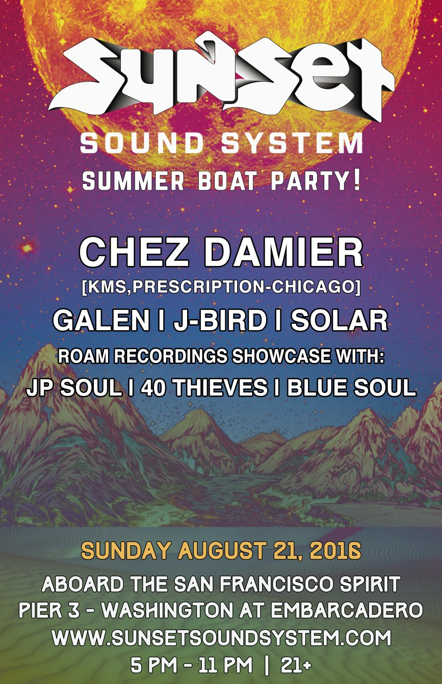 Sunset Sound System