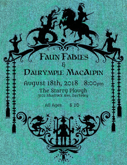 Faun Fables & Dalrymple - The Starry Plough, Berkeley