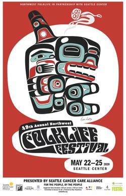 Folklife Festival Flyer