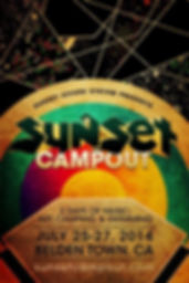 Sunset Campout 2014
