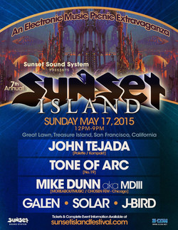 Sunset Island 2015