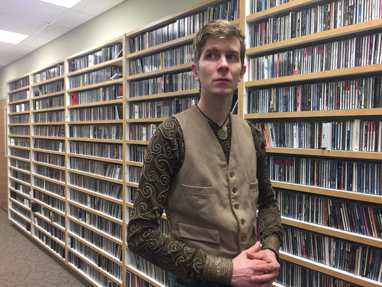 CAP RADIO INTERVIEW