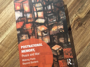 Postnational Memory Book Launch