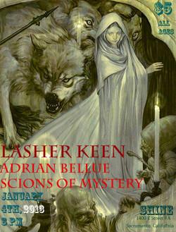 Lasher Keen - Shine, Sacramento