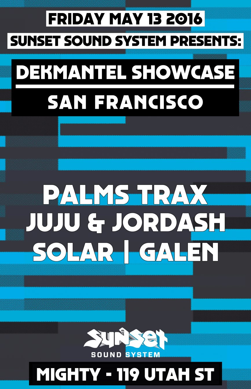 Dekmantel Showcase