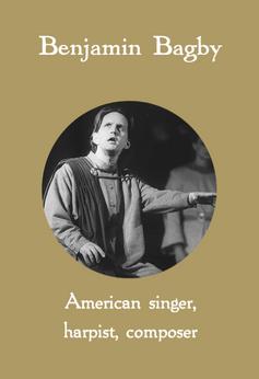 Benjamin Bagby, American singer