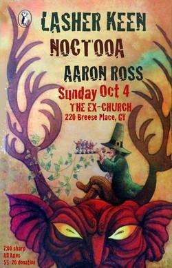 Lasher Keen - The Ex Church, Grass Valley