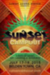 Sunset Campout 2015