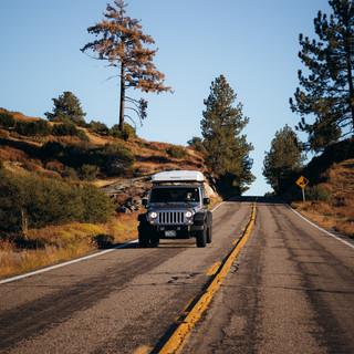 Overland Road Trip