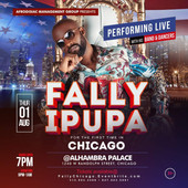 FALLY IPUPA IN CHICAGO, AUGUST 1ST