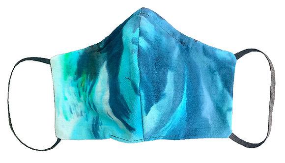 Shaped Blue