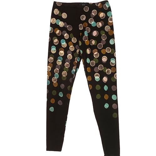 Legging Dot Aqua