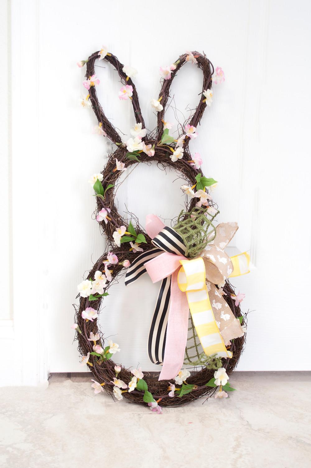 Spring Bunny hanger