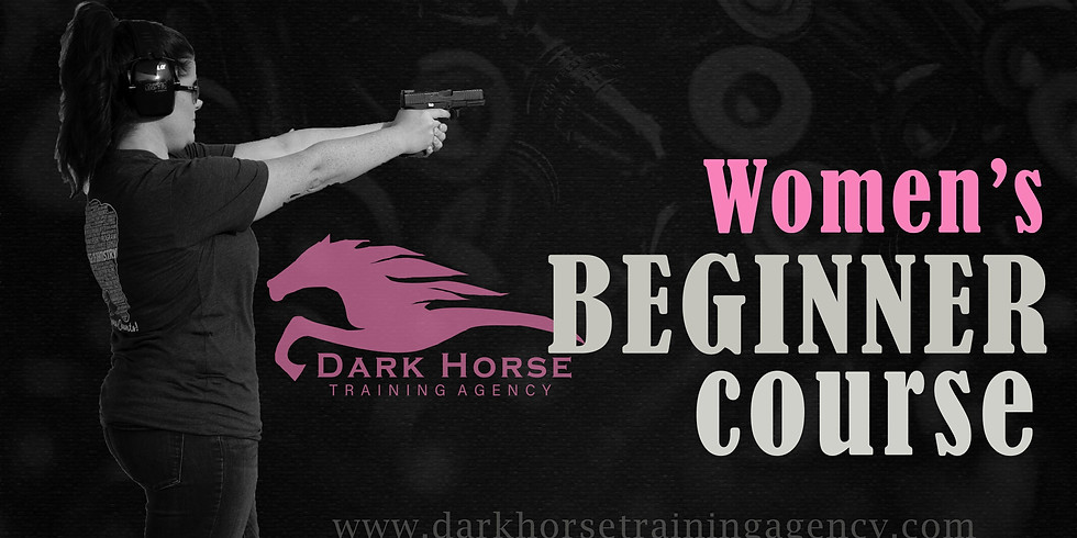 Women's Beginner Pistol Course