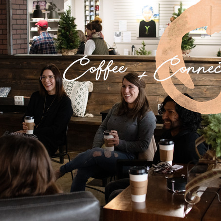What is Coffee + Connections