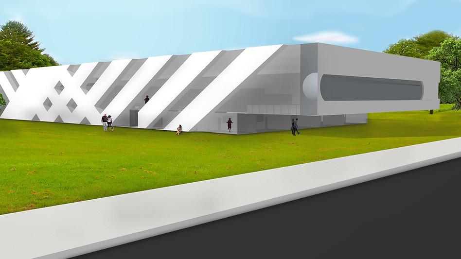 Art & Design Building Case Study