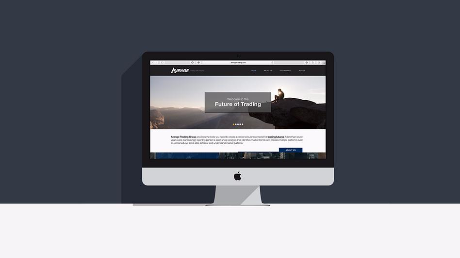 Avenge Software Website