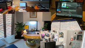 Desk Tours and Our Online School Desk Essentials