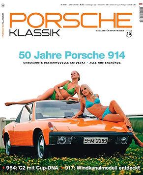 Porsche Klassik Magazin