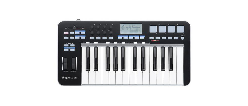 Samson Graphite 25 Keyboard