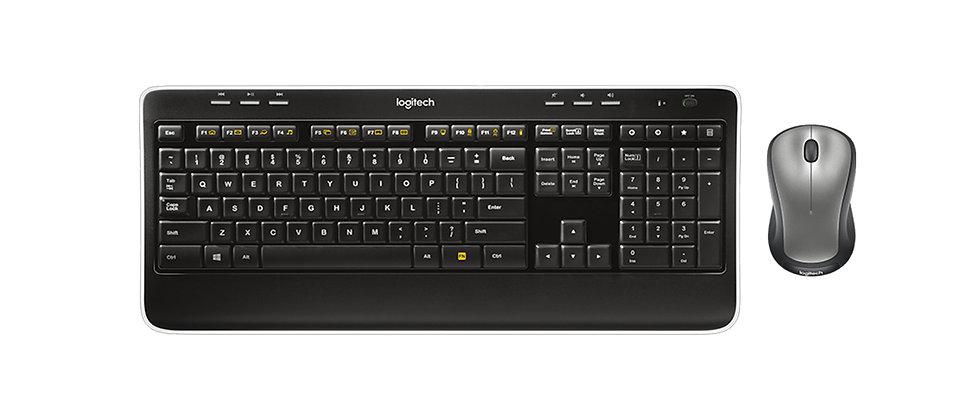 Logitech MK520 Wireless Keyboard & Mouse Combo