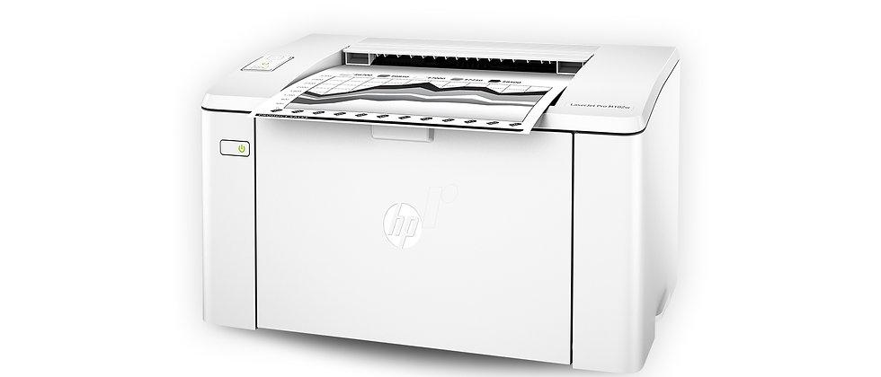 HP 102W LaserJet Printer