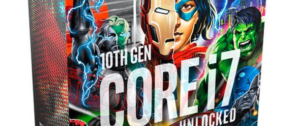 10 GEN Core i7 unlocked 10700k LGA 1200