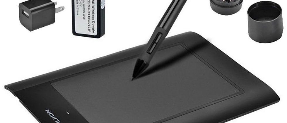 Huion Professional Graphics Tablet (H610PRO)
