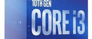 I3 10th Gen Processor