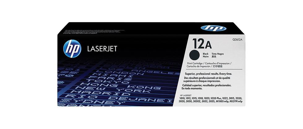 HP 12A/D Toner
